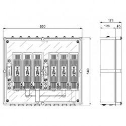C.G.P.11.250.250A.400V