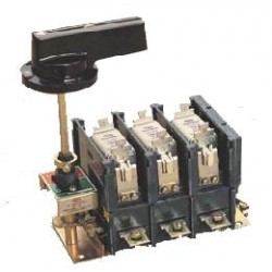 Interruptor corte en carga 4P 400A + fusibles