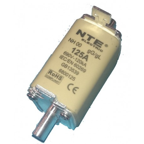 Fuse Link NH00-125A