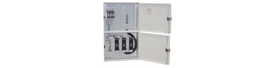 Equipos proteccion y medida Directa en BT Exterior tipo CPM