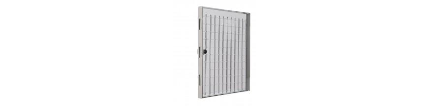 Puertas de hornacina para nicho fachada